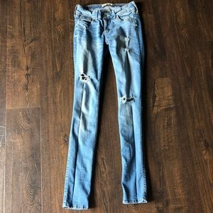 Denim - Hollister skinny jeans